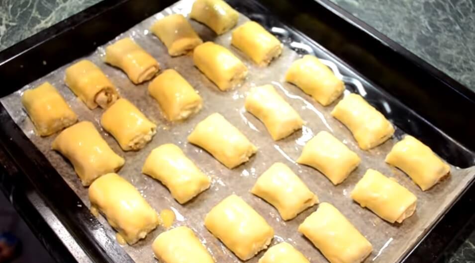 Булочки с творогом. 4 вкусных рецепта булочек в духовке