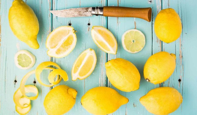 Польза лимонной воды